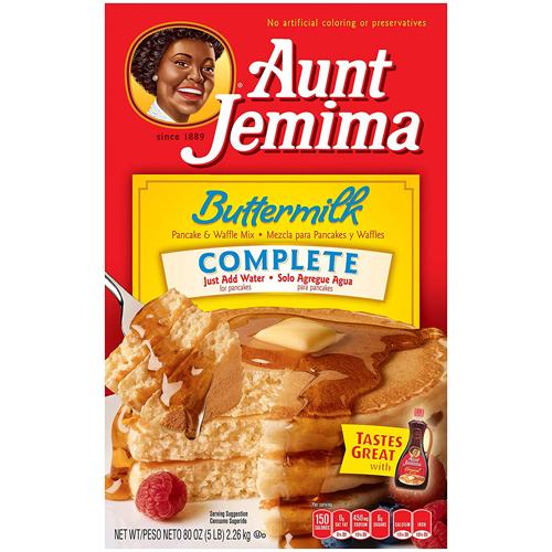 Aunt Jemima Buttermilk Complete – Pancakes 2 LB