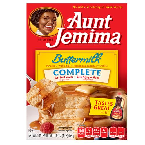 Aunt Jemima Buttermilk Complete – Pancakes 1 LB