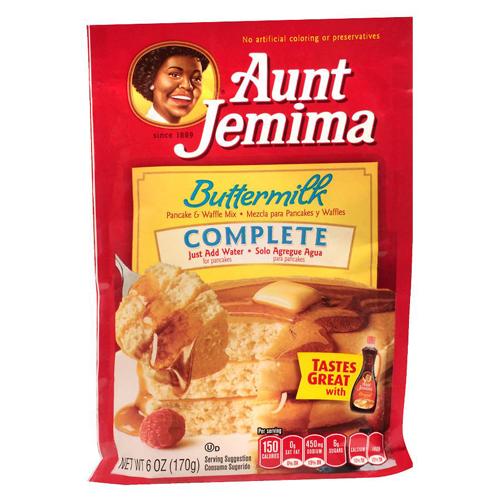 Aunt Jemima Buttermilk Complete – Pancakes 170 G