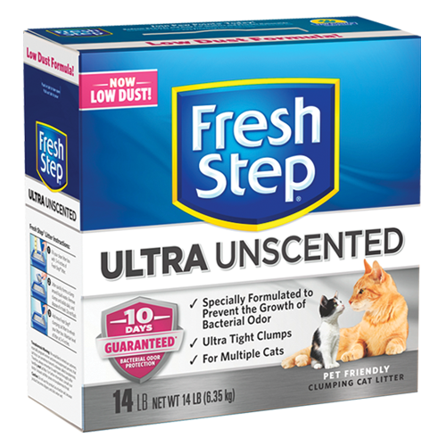 Fresh Step – Ultra Unscented 14 LBs
