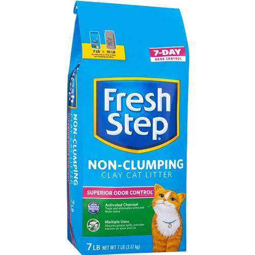 Fresh Step – Non Clumping 7 LB