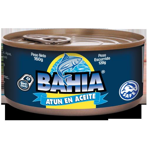 Sardina Bahia Con Aceite